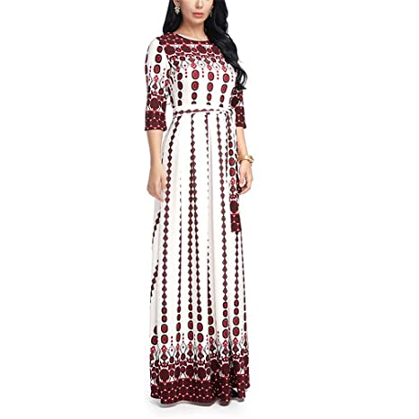 Maxi Long Dress Female Summer Elegant Plus Size Dresses For Women NEW Lace Half Sleeve Floral