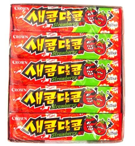 Korean Sweet and Sour Assorted Flavored Chewy Candy (15pack) - Nearest Local Shop