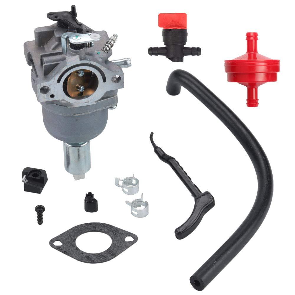 Yermax 591731 794572 Carburetor Carb for Craftsman LT1000 Toro 71427 71428 74325 74327 74330 74351 74353 74403 74419 Lawn Mower Tractor