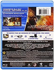 Wrath of the Titans (3D Blu-ray) from WarnerBrothers