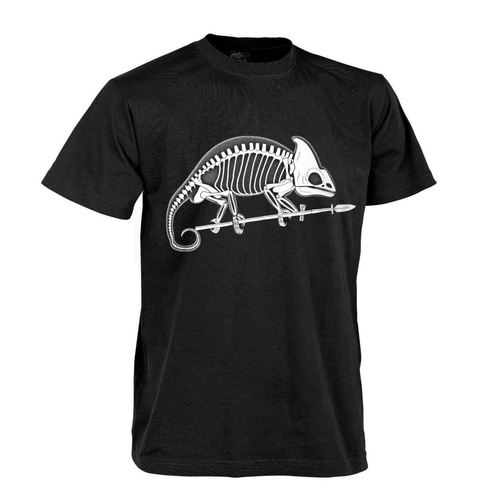 Helikon-Tex Chameleon Skeleton Camiseta, Unisex Adulto TS-SKC-CO