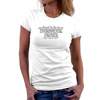 Teeburon PROUD TO BE a Environmental Engineer Women T-Shirt