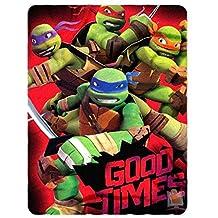 Teenage Mutant Ninja Turtles - Good Times Fleece Blanket