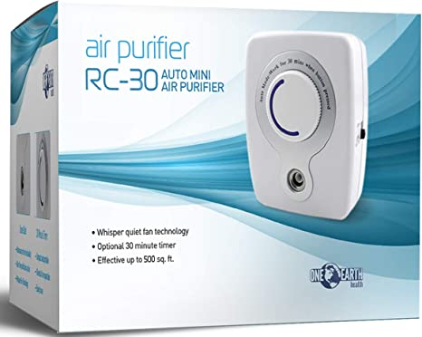1pc 600mg Ozone Generator Air Purifier Ozonizer Ozonizador Ozone  Portable