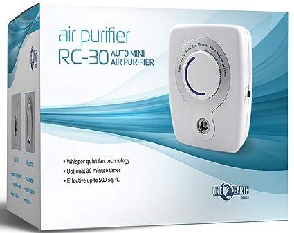 : Ozone Generator air purifier to eliminate smoke smell ...