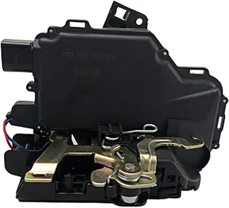BOXI Door Latch & Lock Actuator Rear Left Driver Side Assembly Fits BMWE60 E65 E70 E90 E92 (Replaces 51227060295, 51227202147)