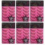 Diamond Lash Japan - Diamond Lash diamond rush gorgeous eye DL55101 ★ 6 Pack Set