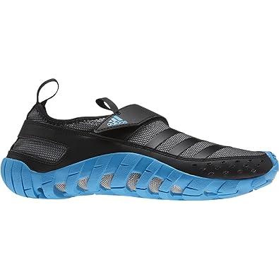 abedb2410aa adidas Q34226 Men's Jawpaw Cf Mid Grey/Black/Solar Blue Footwear 12/ UK:SIZE  11: Amazon.co.uk: Shoes & Bags