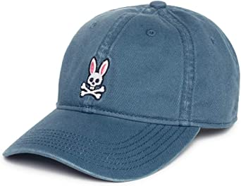 Psycho Bunny - Gorra para hombre - Verde - talla única: Amazon.es ...