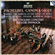 Baroque Orchestral Works (Pachelbel: Canon & Gigue; etc) /Pinnock