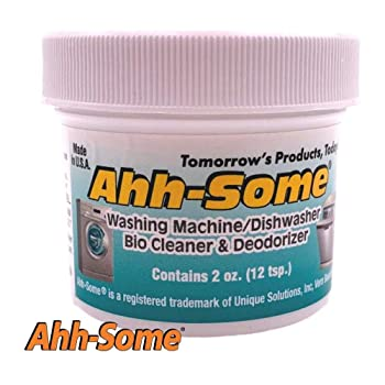 Ahh-Awesome 2oz Dishwasher Cleaner