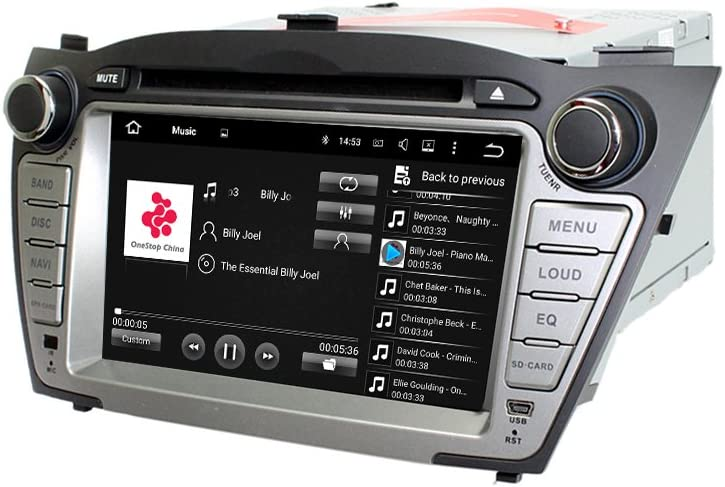 Tltek Auto Gps Navigation System Für Hyundai Ix35 2009 2010 2011 2012 2013 2014 2015 17 8 Cm Hd 1024 600 Muti Touch Display Quad Core Android Dvd Player Bluetooth Wifi Swc Backup Kamera Eu Karte Navigation