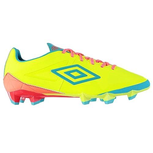 Umbro Hombre Velocita Premier HG Botas de fútbol  Amazon.es  Zapatos y  complementos d39c67959f675