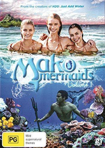 Mako Mermaids Volume 1 | NON-USA Format | PAL | Region 4 Import - - Australia Mako