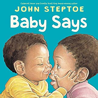 Baby Says Board Book