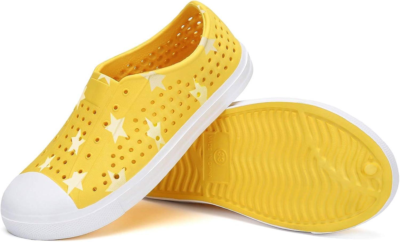 Seabone Mens Womens Kids Lightweight Quick Dry Garden Clogs Beach Water Shoe