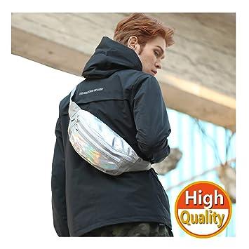 76e1d74197 BJLFS Holographic bum bag