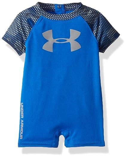 Amazon Com Under Armour Baby Boys Moon Camo Shortall Ultra Blue