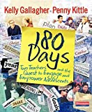 img - for 180 DAYS: Two Teachers and the Quest to Engage and Empower Adolescents book / textbook / text book