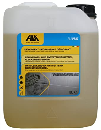 Fila PS87 Detergente, quitamanchas, decapante para barro ...