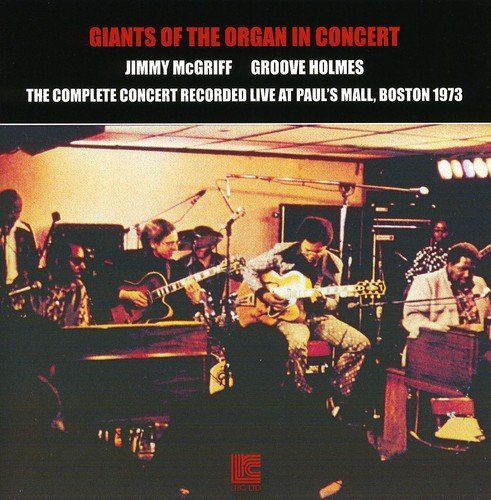 Giants Of The Organ In Concert by LRC Ltd.