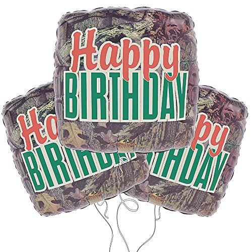 Mossy Oak Happy Birthday 18