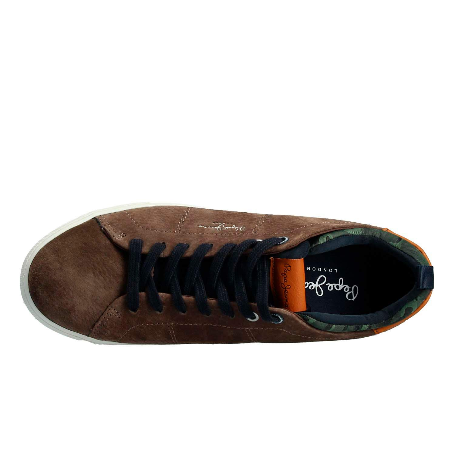 Pepe Pepe Pepe Jeans PMS30502 Marron - B07FW2G9YM - Chaussons 156310