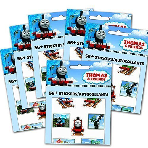 Thomas the Train Stickers Party Favor Pack (360 Stickers)