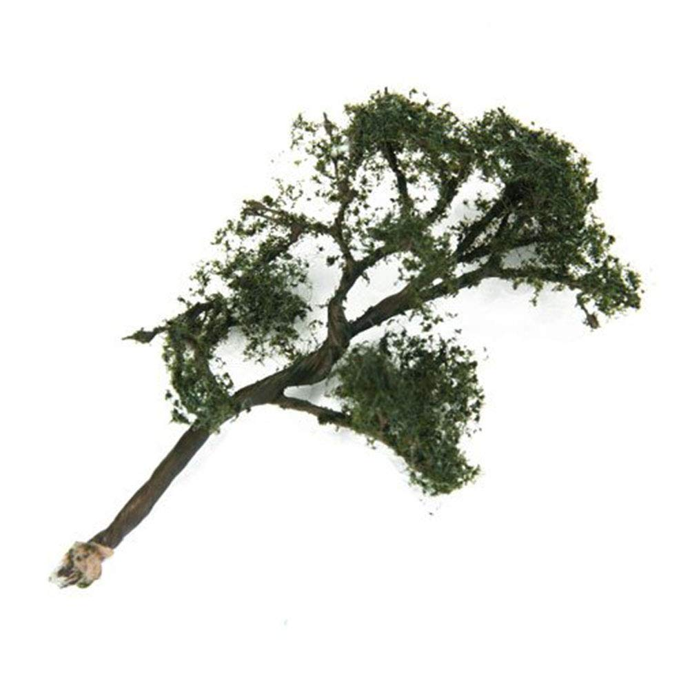 9 cm Sycamore Baum Landschaftsmodell