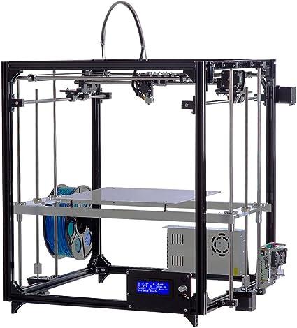 Aibecy Flsun Cube F1 - Kit de impresión 3D (ajuste automático, 360 ...