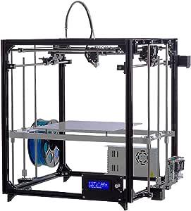 aibecy flsun Cube F1 Impresora 3d DIY Kit Auto Nivelación 360 W ...