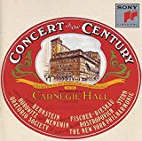 Concert of the Century: Celebrating the 85th Anniversary of Carnegie Hall
