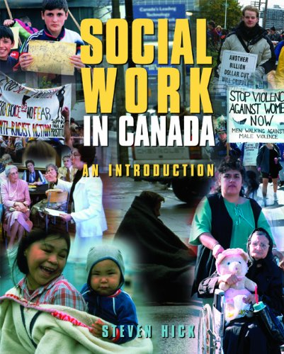 how to become a social worker in canada