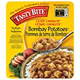 Tasty Bite Indian Entrees-Bombay Potatoes 6 Pack, 1710 Grams