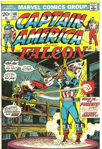 Captain America and the Falcon #168 (...And A Phoenix Shall Arise!)