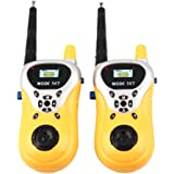 Webby Walkie Talkie with Range Upto 100 Feet