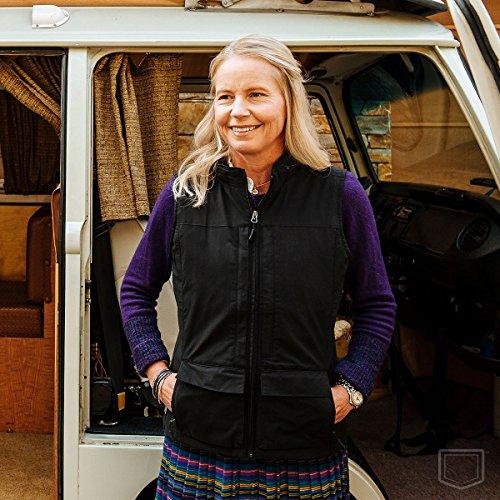 SCOTTeVEST Women's Q.U.E.S.T. Vest - 42 Pockets – Photography, Travel Vest