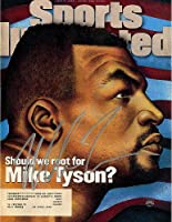 Mike Tyson Signed 7/3/95 Sports Illustrated Magazine - Certified Authentic Autograph
