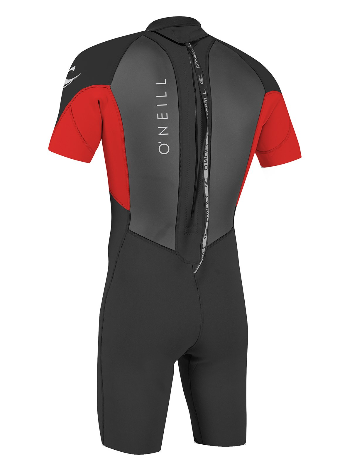 O'Neill Reactor-2 men's spring XL Tall Black/red (5124A) by O'Neill Wetsuits (Image #3)