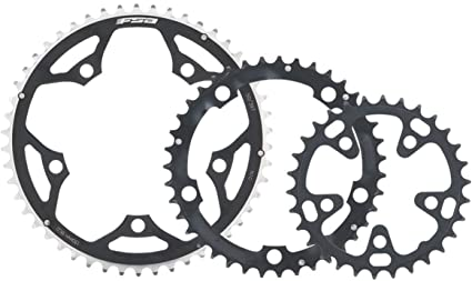 FSA chainring 130mm BCD 42tooth single ring silver 5 bolt New