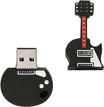 MagiDeal Flash Drive en Forma de Guitarra Eléctrica USB 2,0 ...
