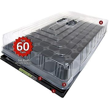 Green24 Hydroponik 60 Zimmer Gewachshaus Profi Xl Mit Automatischer