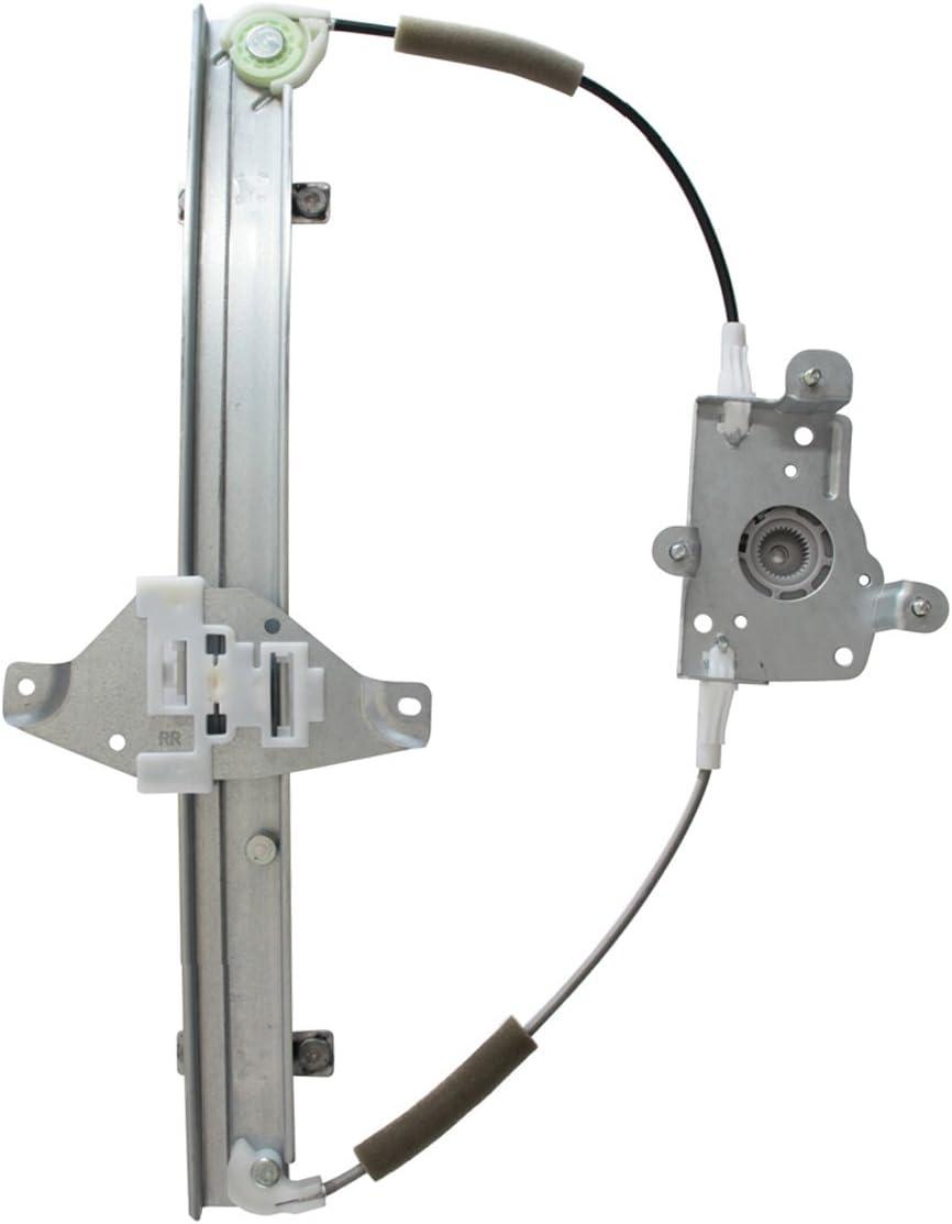 Doga 101803 Alzacristallo Posteriore Sinistro Elettrico