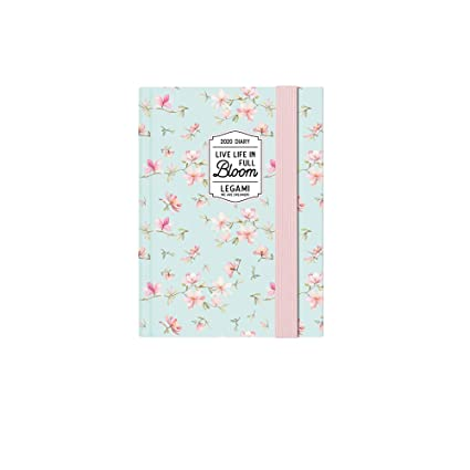 Alambre agenda 12 meses semanal - 2020 -, color FLOWERS MINI ...