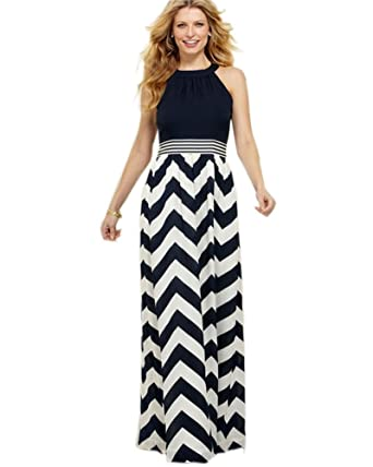 Amazon Roiii Women New Long Evening Party Skirt Sleeveless Plus