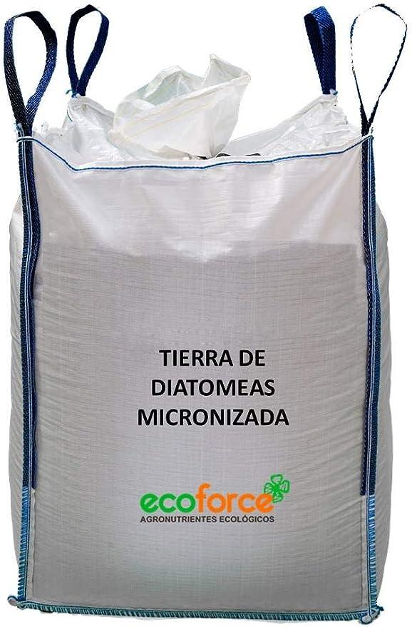CULTIVERS Tierra de Diatomeas 20 kg Micronizada. 100% Natural y ...