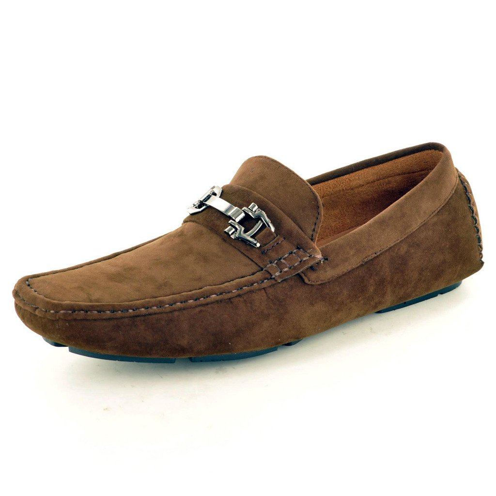 TALLA 42 EU. My Pair New para Hombre Casual Loafers Moccasins Slip On Zapatos de conducción