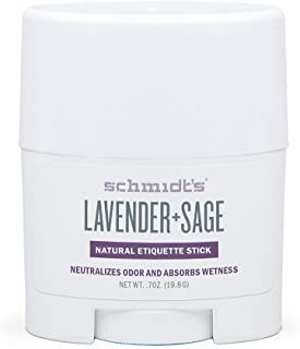 product image for Schmidt's Lavender + Sage Natural Deodorant Stick Travel Size 0.7 oz / 19.8 g