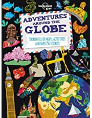 Lonely Planet Adventures Around the Globe 1st Ed.: Packed Full of Maps, Activities and Over 250 Stickers