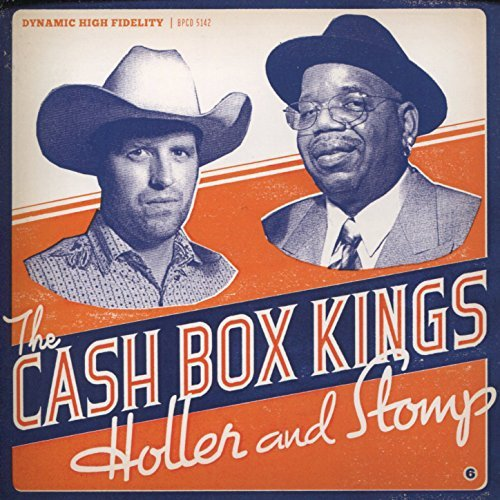 Holler and Stomp - Rock The Cash Box